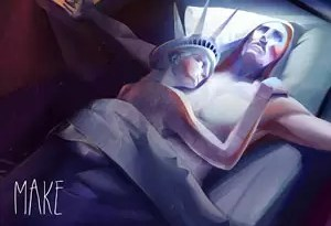 Foto polémica: Jesús y la Estatua de la Libertad en la cama