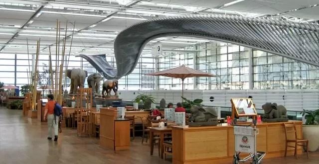 Éstos son los aeropuertos más grandes del planeta