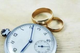 Cuál es la edad perfecta para que se casen las mujeres