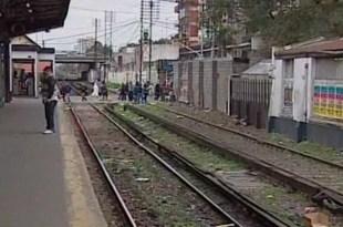 Paro en la Línea Sarmiento