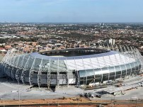 Fotos: Así es el primer estadio terminado del Mundial de Brasil 2014