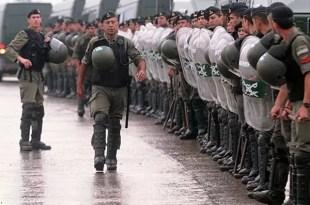 Envían 400 gendarmes a Bariloche