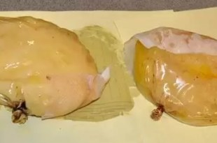 Mujer presa por llevar cocaína en sus implantes mamarios