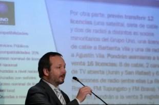 Qué dijo Martín Sabbatella sobre la ampliación de la cautelar