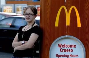 McDonalds despide a empleada por preparar McFlurry muy 'generosos'