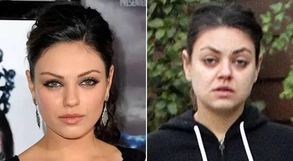 Fotos: La mujer más sexy del año sin maquillaje