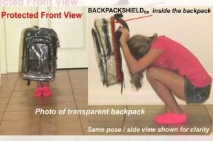 Cómo funcionan las mochilas antibalas