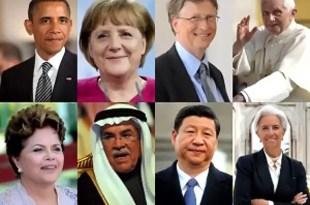 Ranking de las personas más poderosas del mundo
