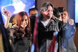 Cristina Fernández será abuela