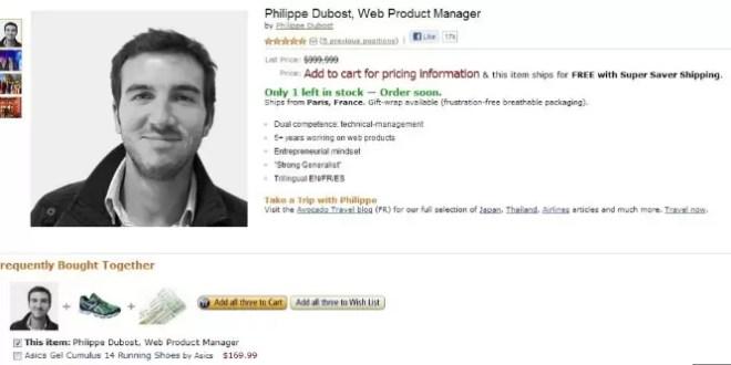 Foto: El CV que causa furor en internet