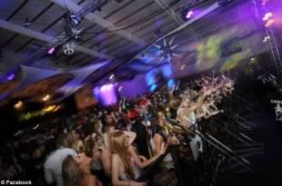 Escándalo universitario por fiestas sexuales