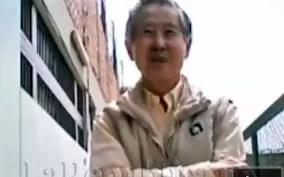 Video escándalo: Alberto Fujimori maneja penal en Lima