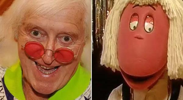 Hacen programa infantil con marioneta de pedófilo de la BBC - Video
