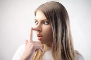 Las mentiras más frecuentes de las mujeres a los hombres