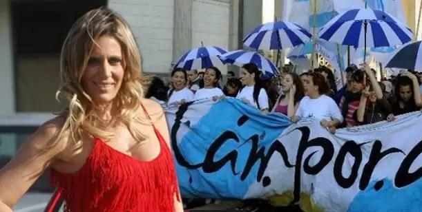 Tras el rechazo del PRO La Cámpora llamó a Rocío Marengo
