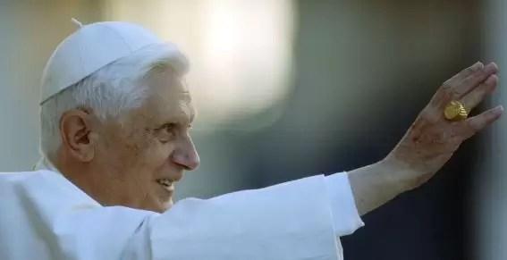 El futuro del anillo del Papa Benedicto XVI tras su retiro