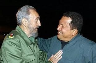 Carta de despedida de Fidel Castro a Hugo Chávez