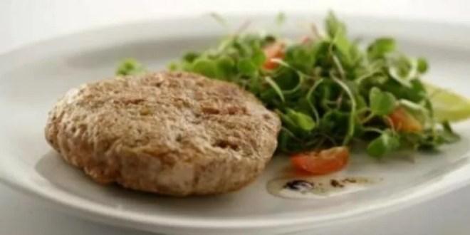 Recetas saludables: Hamburguesas de pollo Light