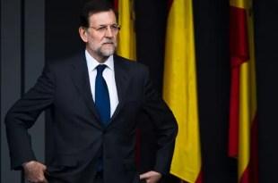 ¿Renuncia el presidente Mariano Rajoy?