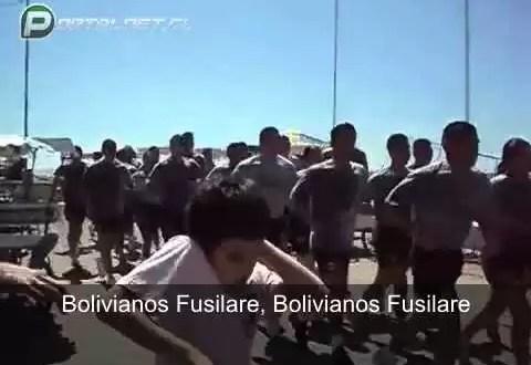 Video: cantos xenófobos de los marineros chilenos