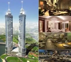 Fotos del hotel más alto del mundo