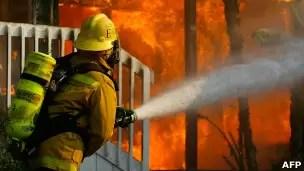 Nueva tecnología permite que bomberos vean a través del fuego