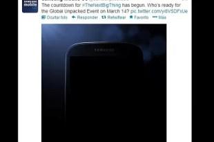Foto: Así es el Samsung Galaxy S IV