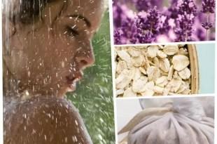 Receta para hacer tu propio jabón de avena