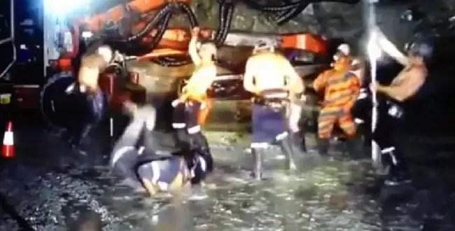 Mineros se quedan sin empleo por hacer el Harlem Shake - Video