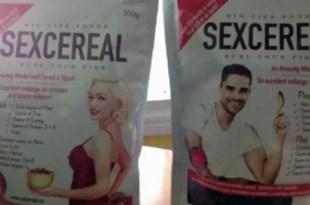 Sex Cereal el alimento ideal para las parejas