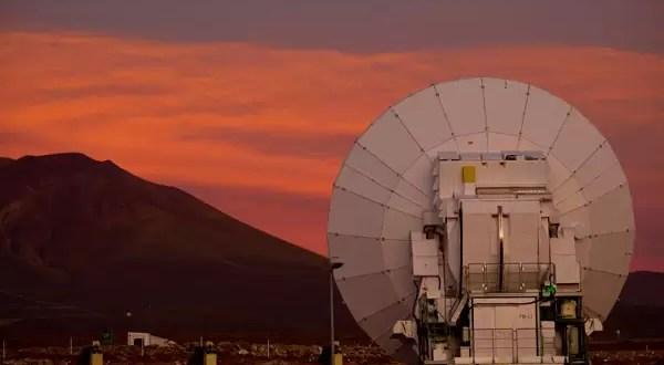 Éste es el mayor telescopio del mundo - Fotos