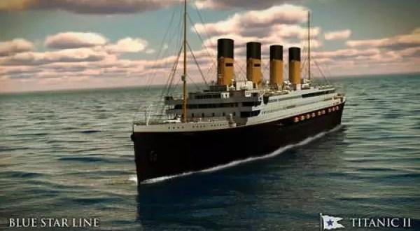 Así es el Titanic II - Fotos