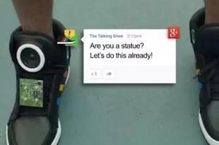 Video: Conoce el zapatófono de Google y enteráte para qué sirve