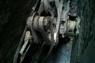 Hallan restos de supuesto avión del 11-S