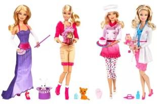 ¿Por qué varían los precios de la Barbie?