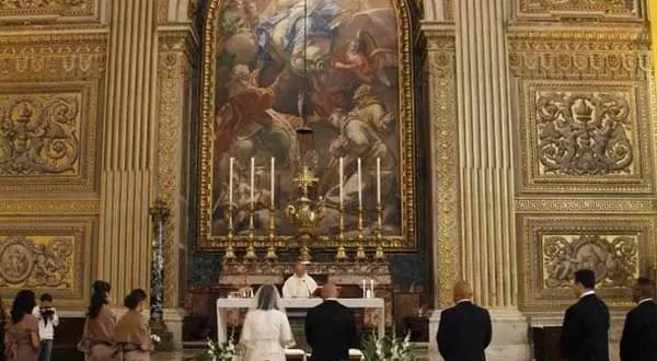 Cómo casarse en el Vaticano - Boda en la Basílica de San Pedro