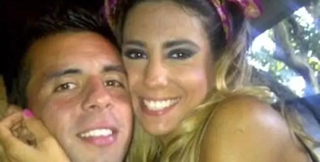 Cinthia Fernández está embarazada