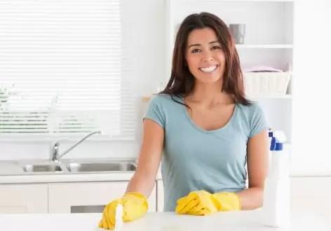 Guía para tener una cocina limpia libre de gérmenes