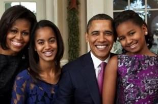 Cómo hacen los Obama para que sus hijas no se tatúen