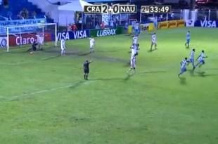 Video sensacional: Hizo un gol y ni se dió cuenta