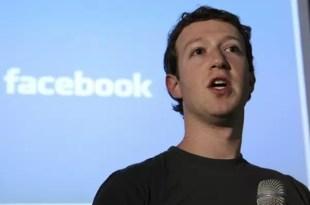 Mark Zuckerberg se pasa a la política