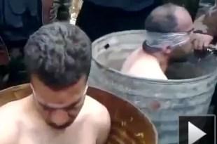 Video fuerte: Las torturas dentro del Ejército sirio