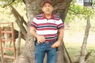 Video: Líder narco amenaza al gobierno de México