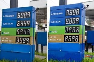 YPF aumenta el precio de sus naftas en el primer día del congelamiento