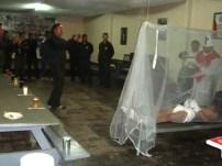 Fotos: Así 'bautizan' en un cuartel militar peruano