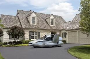 Video: Así es el 'auto volador para todos'