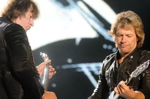 Video: Bon Jovi pierde la voz en pleno show
