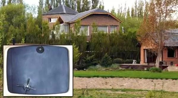 Conoce la bóveda bancaria de los Kirchner en su casa de El Calafate - Foto y Video
