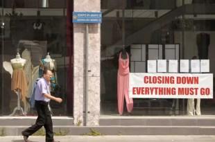 La recesión europea peor de lo previsto - Los peores países