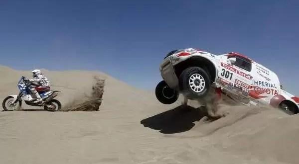 Dakar edición 2014 inicia en Argentina